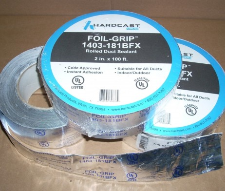 Foil Grip By Hardcast Duct Cleaners Direct